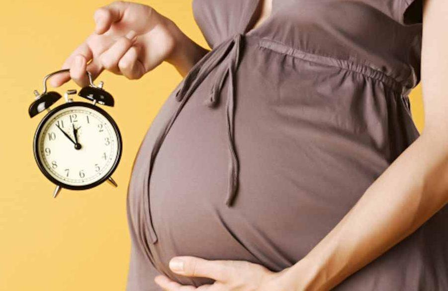 Срок беременности и ночной пот