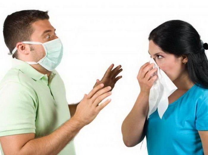 Запах заболеваний