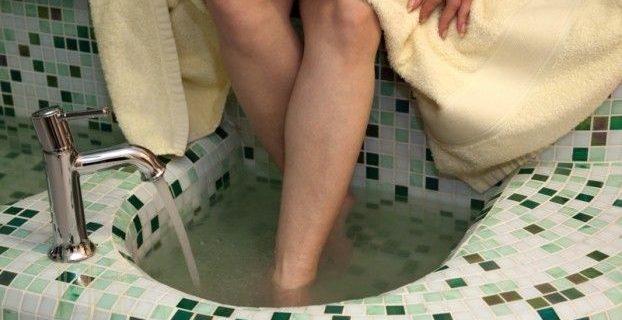 Контрастные ванночки