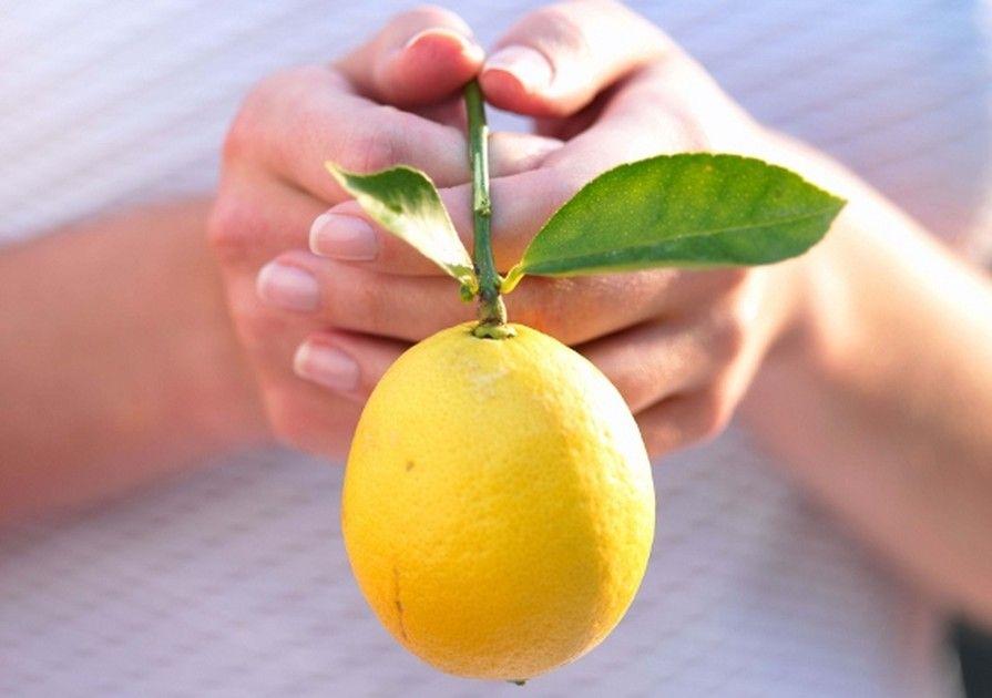 Отвар с лимонным соком