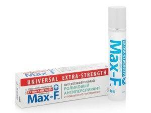 Дезодорант Max f