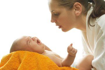 После родов сильно потею