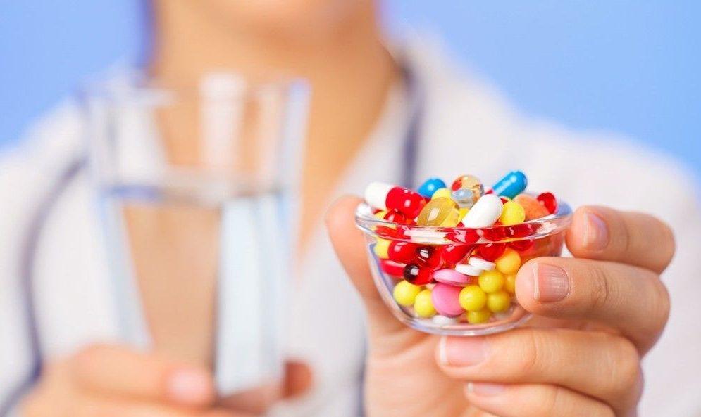 Препараты и витамины