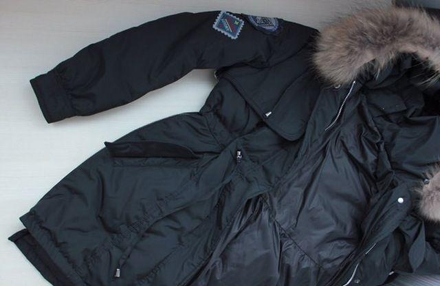 Пальто и пуховик