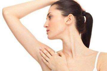 Дезодорант не помогает от запаха пота