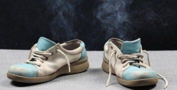 Спрей для обуви от запаха пота, обзор средств