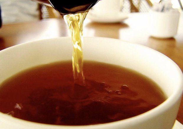 Чайная