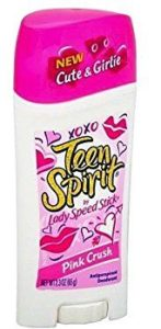 Lady Speed Stick Teen Spirit