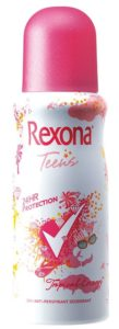 Rexona for teens