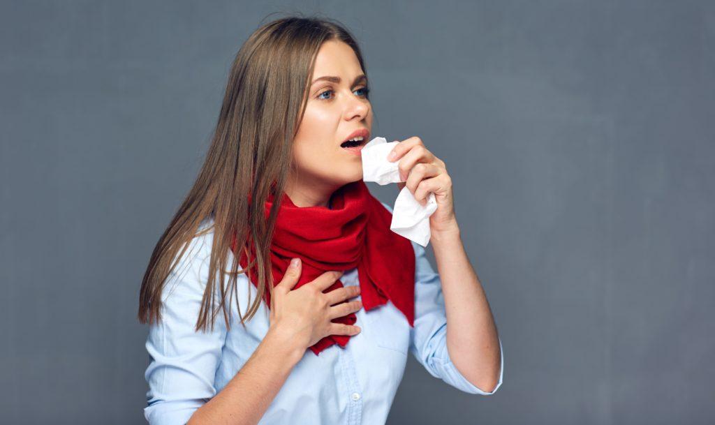 Почему человек потеет при пневмонии