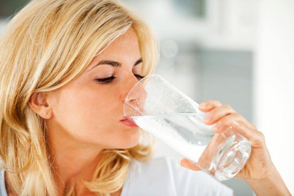 обильное питье во время простуды