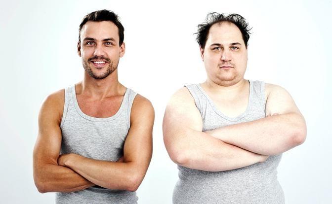 Как вес тела влияет на выделение пота