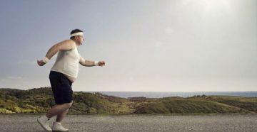Повышенная потливость у людей с избыточным весом
