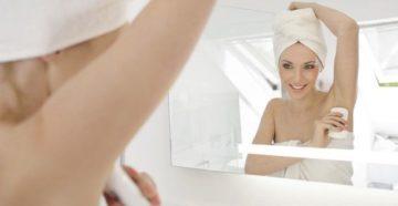 Отличия дезодоранта от антиперспиранта - что лучше использовать