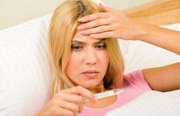 Как человеку правильно потеть при ОРВИ и простуде
