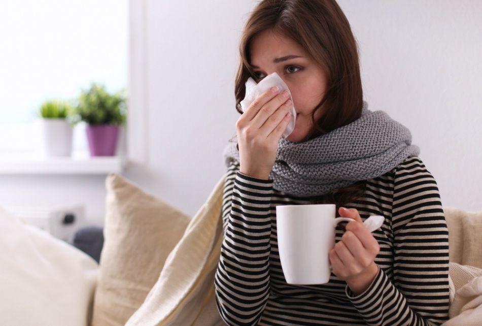 Почему мы потеем при температуре