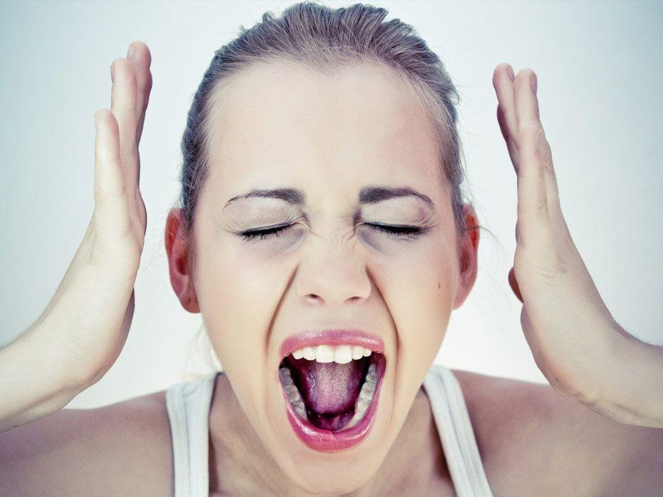 Нервное напряжение и стресс