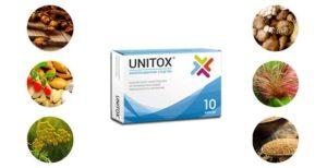 принцип действия unitox