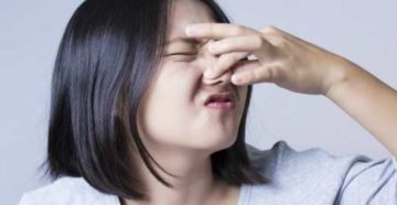 Пенициллиновый запах от тела
